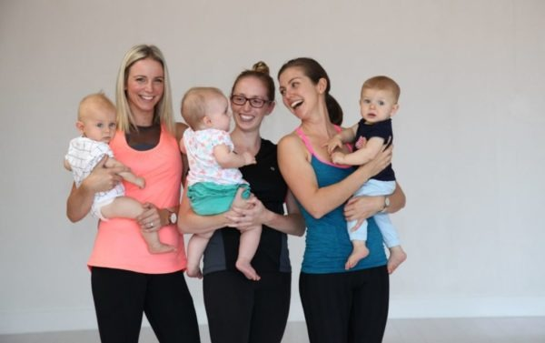Post Pregnancy Exercise Classes near me, right here!