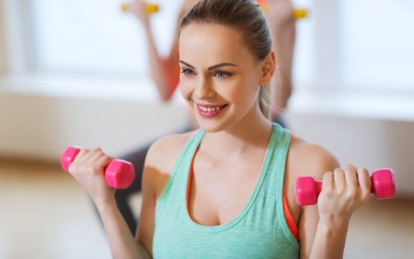 What are the best weight training exercises when pregnant? Try this free workout