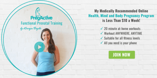 Functional Prenatal Exercises Online