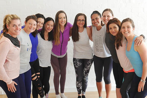 Our Pregactive Pros teach Pregnancy Yoga Classes all around Australia