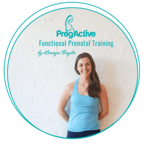Functional Prenatal Training with PregActive