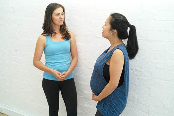 Where to find Pregnancy Yoga Classes