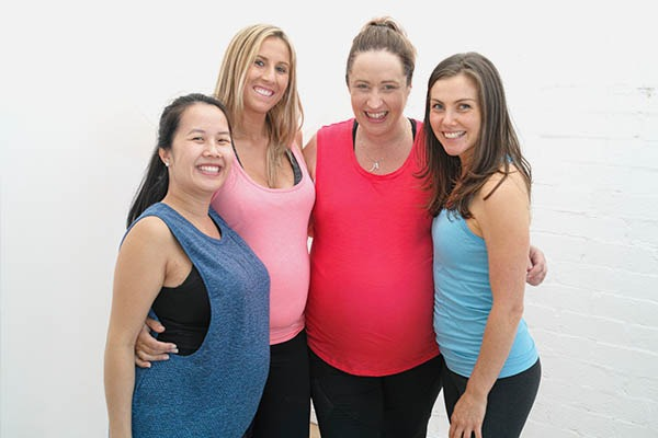 Online Pregnancy Exercise