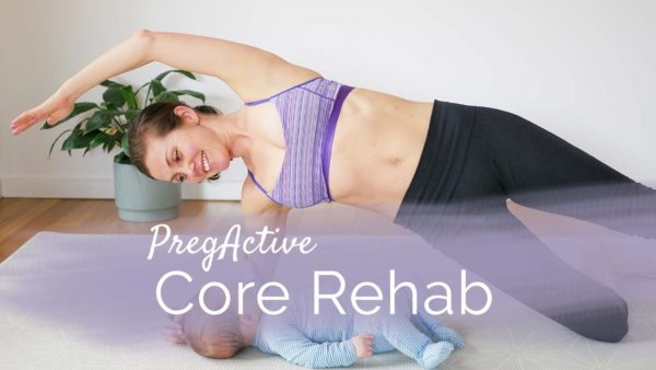Core Rehab for Mamas for DR and pelvic floor