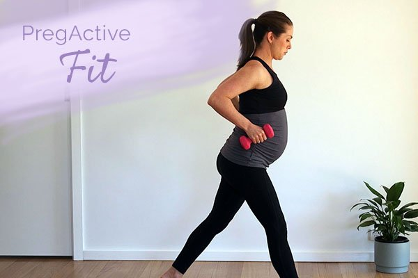 PregActive Pregnancy FIT Workouts