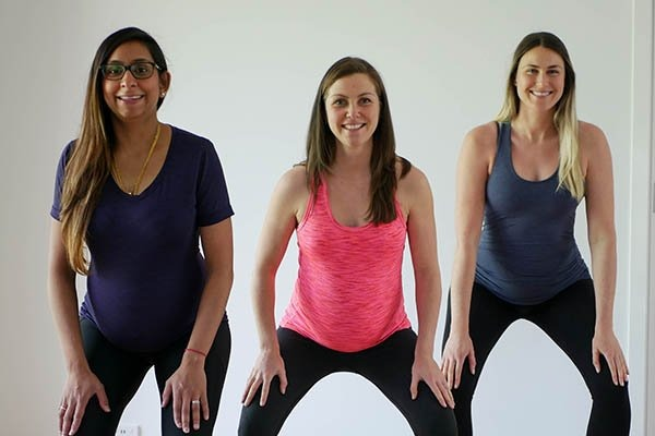 Pregnancy workout online that you can do at home