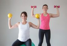 Weight training in pregnancy