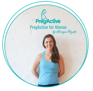 Pregactive for Mamas Health Program