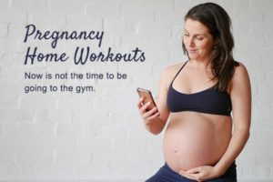 Avoid getting sick when pregnant get your pregnancy workouts at home