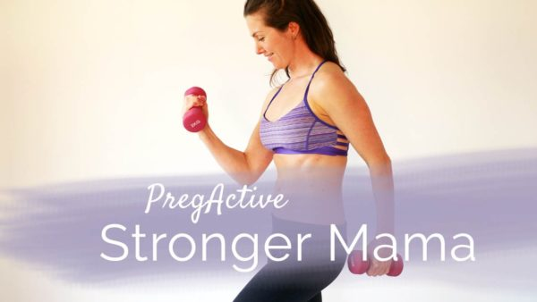 Stronger Mama online weight loss program for mamas