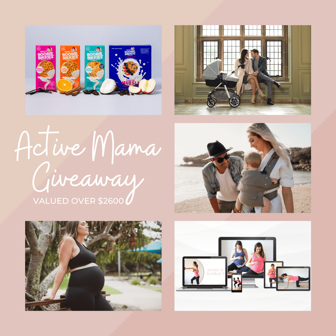 Click Here for Active Mama Giveaway